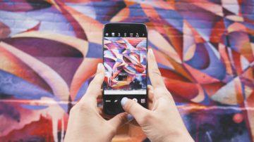foto's maken met je mobiel
