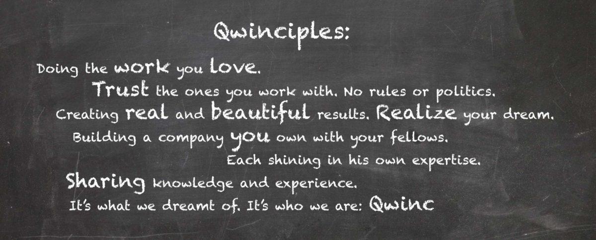 Qwinciples
